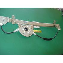 Maquina Vidro Eletrico Novo Corsa 4p Traseiro 2002 Em Diante