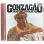 Cd Luiz Gonzaga - Sanfoneiro Macho (novo-aberto)