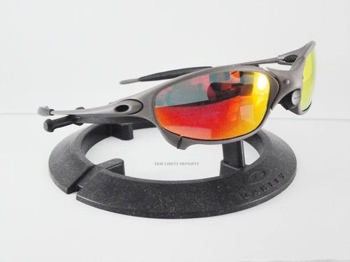 ff6e471993580 Oculos Oakley Juliet X Metal E Ruby - R  1350 en Melinterest