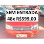 Fiat Palio 2p Fire Flex - Sem Entrada 48x R$599,00