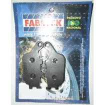 Pastilha De Freio Traseiro Suzuki Gsf-650 Bandit Ano 08 A 15