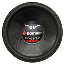 Alto Falante 15/ Bomber Bicho Papao 800w - Subw. B.dupla Swb