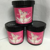 Gel Uv Acrygel Clear Pink White Gel Construtor De Unhas 1 Kg