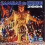 Cd Sambas De Enredo 2004 Rj Beija-flor Campea