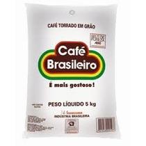 Grãos De Café Para Maquina Café Brasileiro Tradicional 5 Kg