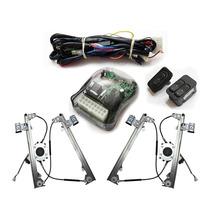 Kit Vidro Elétrico Agile Nova Montana 4p Diant Sensorizado