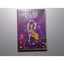 Dvd Paula Fernandes Um Ser Amor Multishow - M71