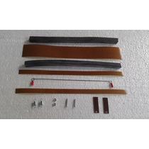 Kit Completo Resistencia Teflon Borracha Para Seladora 40 Cm