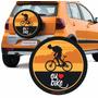 Capa Estepe Crossfox 05 06 07 08 09 10 Love Bike Com Cadeado