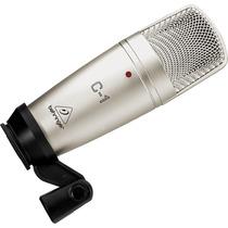 Microfone Condenser Behringer C1 É Na )) G Y Iluminação ((