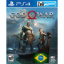 God Of War Ps4 Original 1 Totalmente Em Português