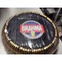 Tampa De Barril Com Borda Dourada Chopp Da Brahma