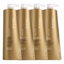 Kit Joico K-pak Reconstrutor Hair Repair System 4 Produtos