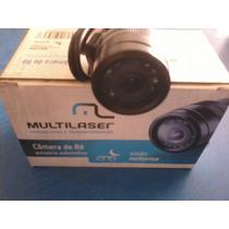 Camera Re Visão Noturna Multilaser