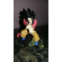 Boneco Gashapon Dragon Ball Gt- Goku Ssj 4