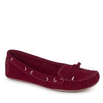 Sapato Mocassim Feminino Dariely - Vinho