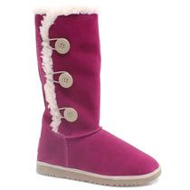 Bota Zariff Shoes Estilo Ugg Frete Grátis   Zariff
