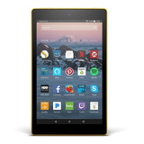 Tablet Amazon Fire Hd 8 Kfkawi 8  16gb Canary Yellow Com Memória Ram 1.5gb