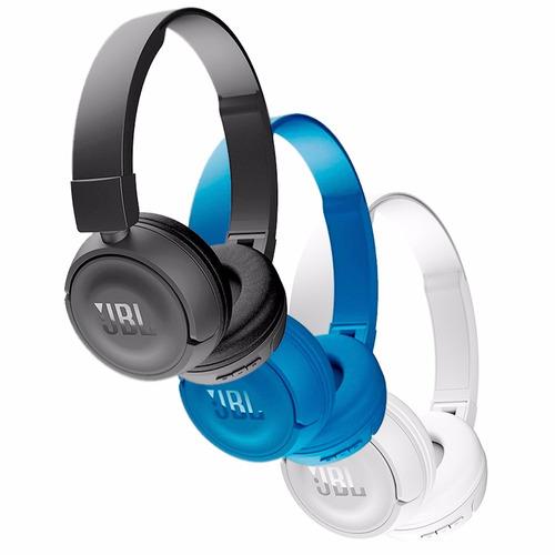 Fone De Ouvido Cores Jbl T450bt Bluetooth On-ear Sem Fio