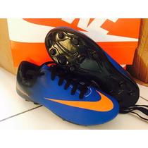 Chuteira Nike Mercurial Campo A Pronta Entrega