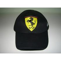 Boné Ferrari Oficial