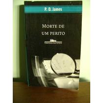 Livro Morte De Um Perito - P. D. James
