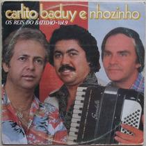 Lp Carlito, Baduy E Nhozinho Vol 9