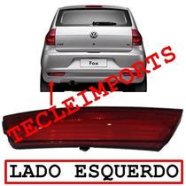 Refletor Parachoque Fox 2010 2011 2012 Original Vw Esquerdo