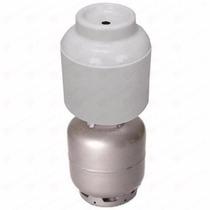 Capa P/ Botijão Gas Branca Reforçada + Suporte Botijão