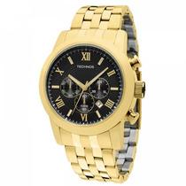 Relógio Technos Cronógrafo - Os20hu/4p - Garantia E Nf