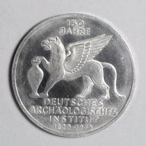 Moeda Prata Alemanha Comemorativa De 5 Marcos Ano De 1979