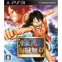 One Piece Pirate Warriors Ps3 Midia Fisica