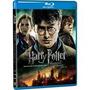 Blu-ray Harry Potter E As Reliqueas Da Morte Parte 2