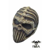 Mascara Nova Fma Spine Tingler Feita De Fibra De Vidro