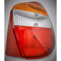 Lanterna Traseira Palio G2 2001 A 2003 Fire Tricolor Le