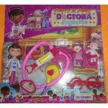 Kit Doutora Brinquedos -com Acessórios