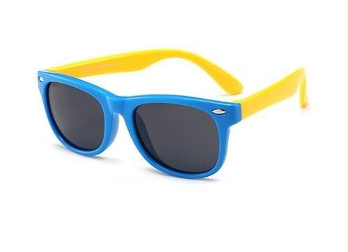 92a180f109302 Oculos De Sol Flexivel Infantil Criança Polarizado Unissex. Preço  R  90 9  Veja MercadoLibre