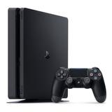 Playstation 4 Bivolt 1tb Na Caixa Original Play4 Slim Ps4