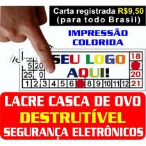 1360 Lacres Casca De Ovo Garantia - 1x1 Cm. Confira Outros