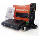 Midiabox B3 Century Midia Box E Conversor Digital Envio Full