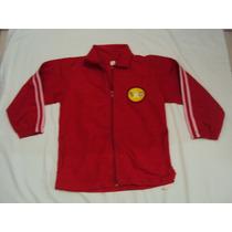 Blusa Tectel Vermelha Infantil Para Menino Tamanho 10