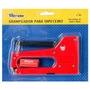 Grampeador P/ Tapeceiro Grampos 4 A 8mm Mdf Lona Western861