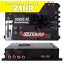 Modulo Sd400.4d Soundigital Sd400 Sd400.4 400w Rms 4 Canais