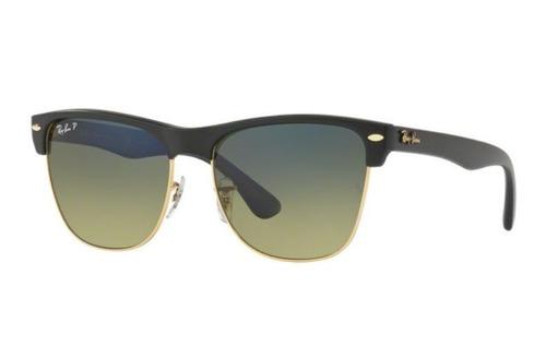 Oculos Sol Ray Ban Clubmaster Rb4175 877 76 57mm Polarizado. R  529 9bfd633e49