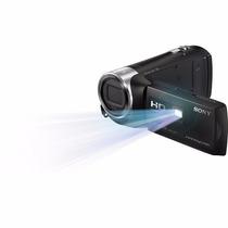 Filmadora Sony Full Hd Hdr-pj275 Com Projetor Integrado ¿ 8g