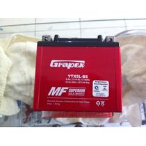 Bateria De Gel Grapex 5 Amperes 6 Meses De Garantia