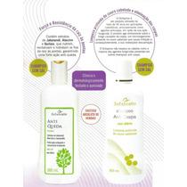 Kit Shampoo Anti-queda 300 Ml E Anti - Caspa 300 Ml