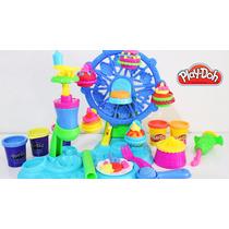 Play-doh Roda Gigante Cupcake - Conjunto Massinha Hasbro