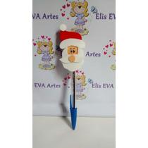 Ponteira Papai Noel Eva Kit C/ 10
