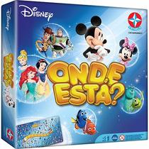 Jogo Onde Está Disney - Estrela